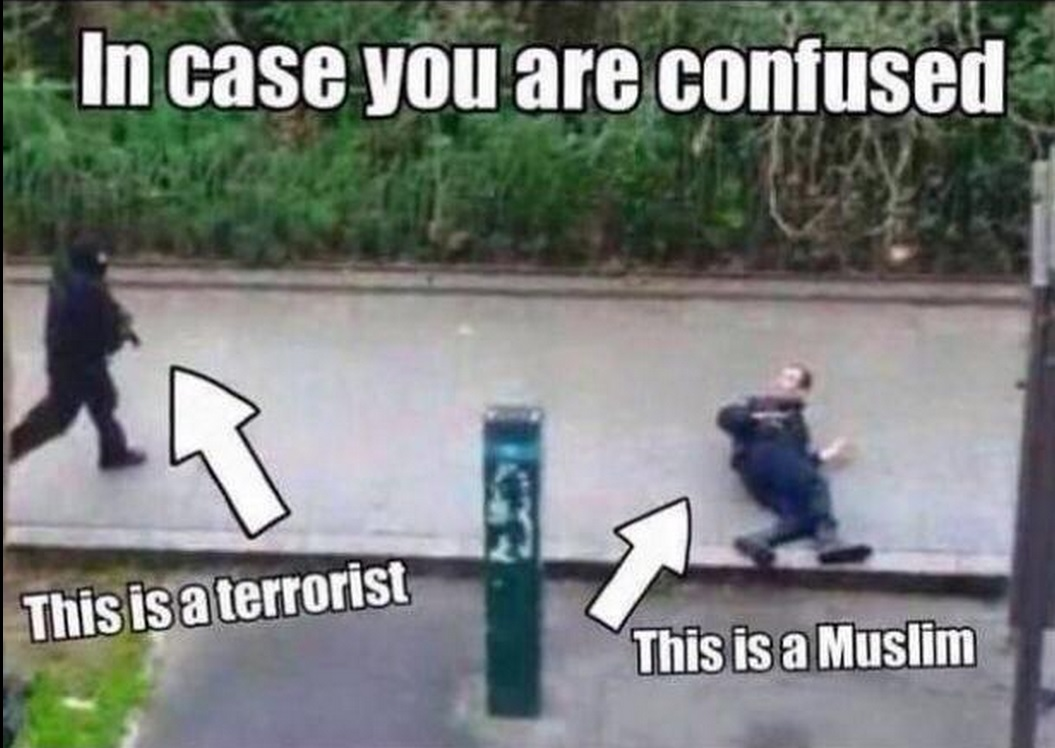 #JeSuisAhmed , I am a muslim police officer killed defending freedom. UPDATED