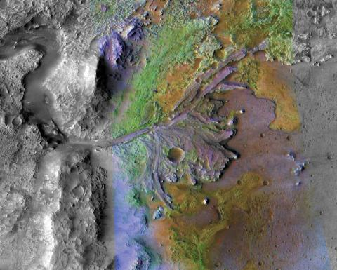 Mars Weather Forecast 3,000,000,000 BC: Warm With Occasional Rain, Turning Cold