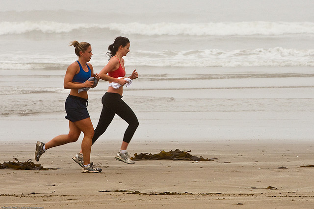 Men Are More Competitive Runners, Women Are More Social