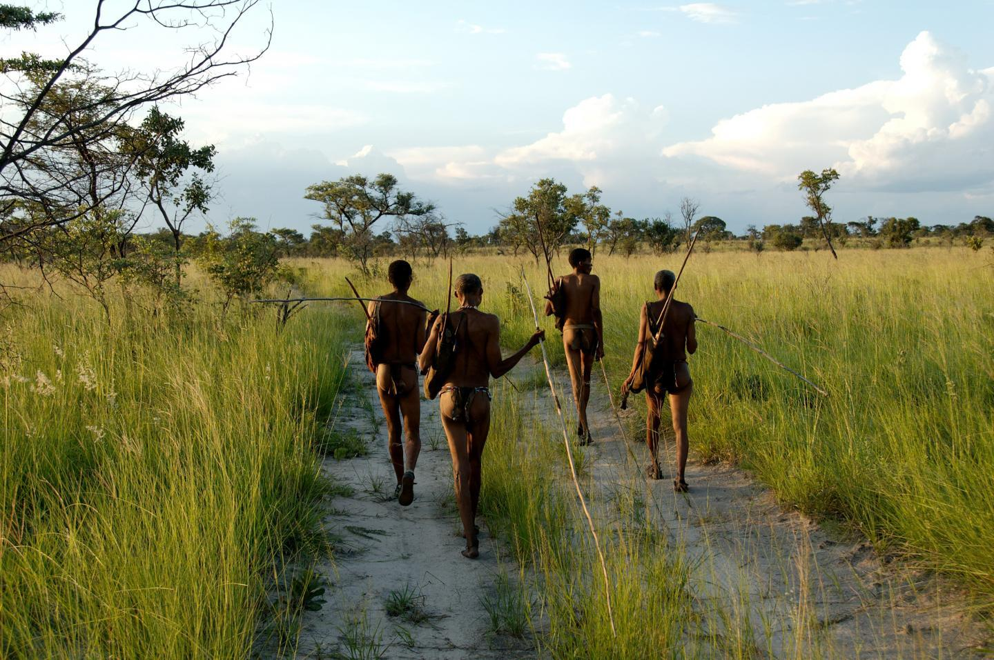 Small Namibian Tribe Has Genome Of 150,000 Years Ago