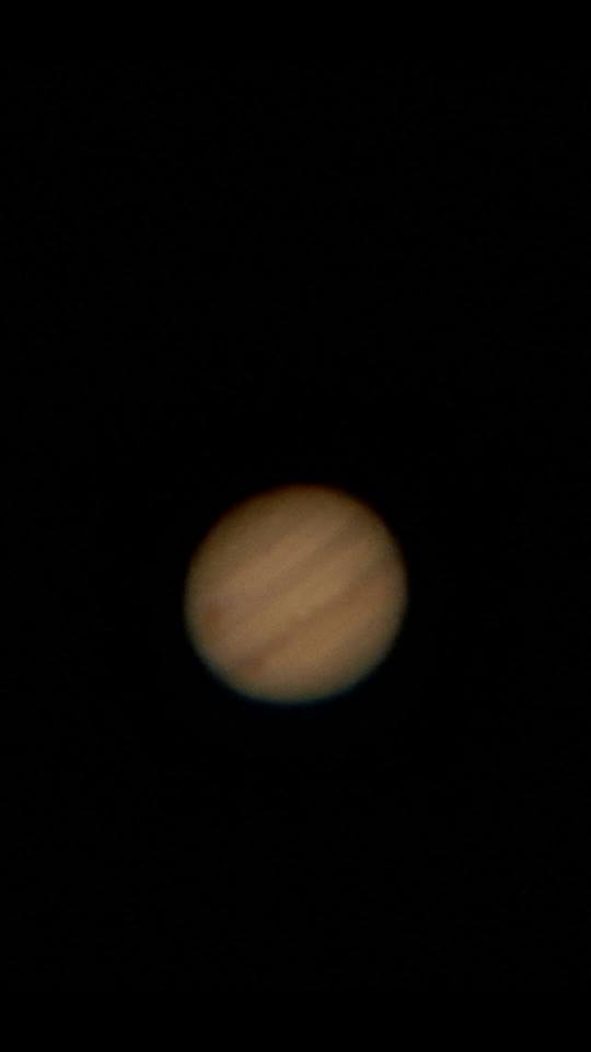 Jupiter Last Friday