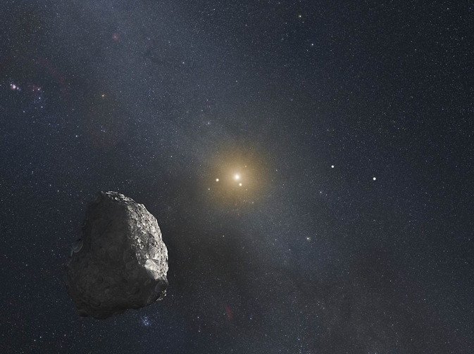 New Horizons Pluto Mission Gets Potential Kuiper Belt Targets
