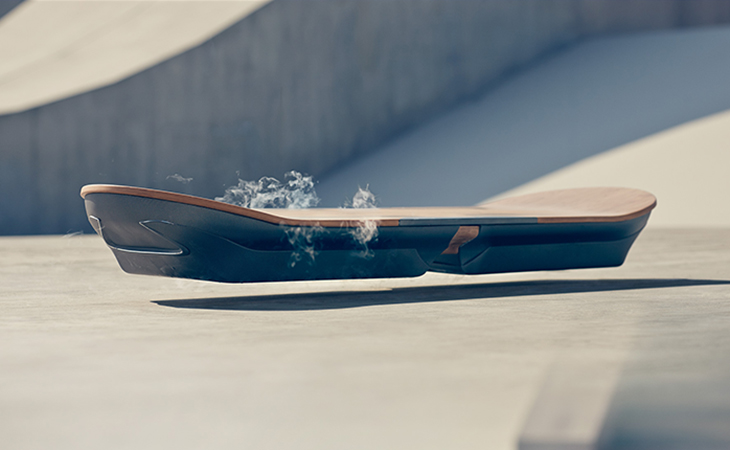 Lexus Hoverboard Gets Off The Ground