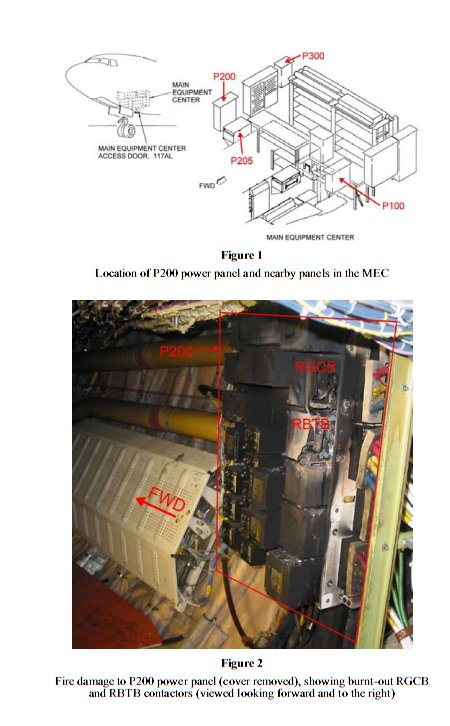 Could A Fire Have Caused The Loss Of Mh370 Science 2 0