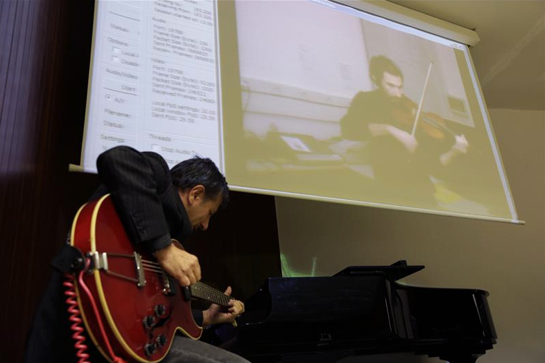 End Of Latency: Musicians Rehearse 1,000 Miles Apart With No Delay