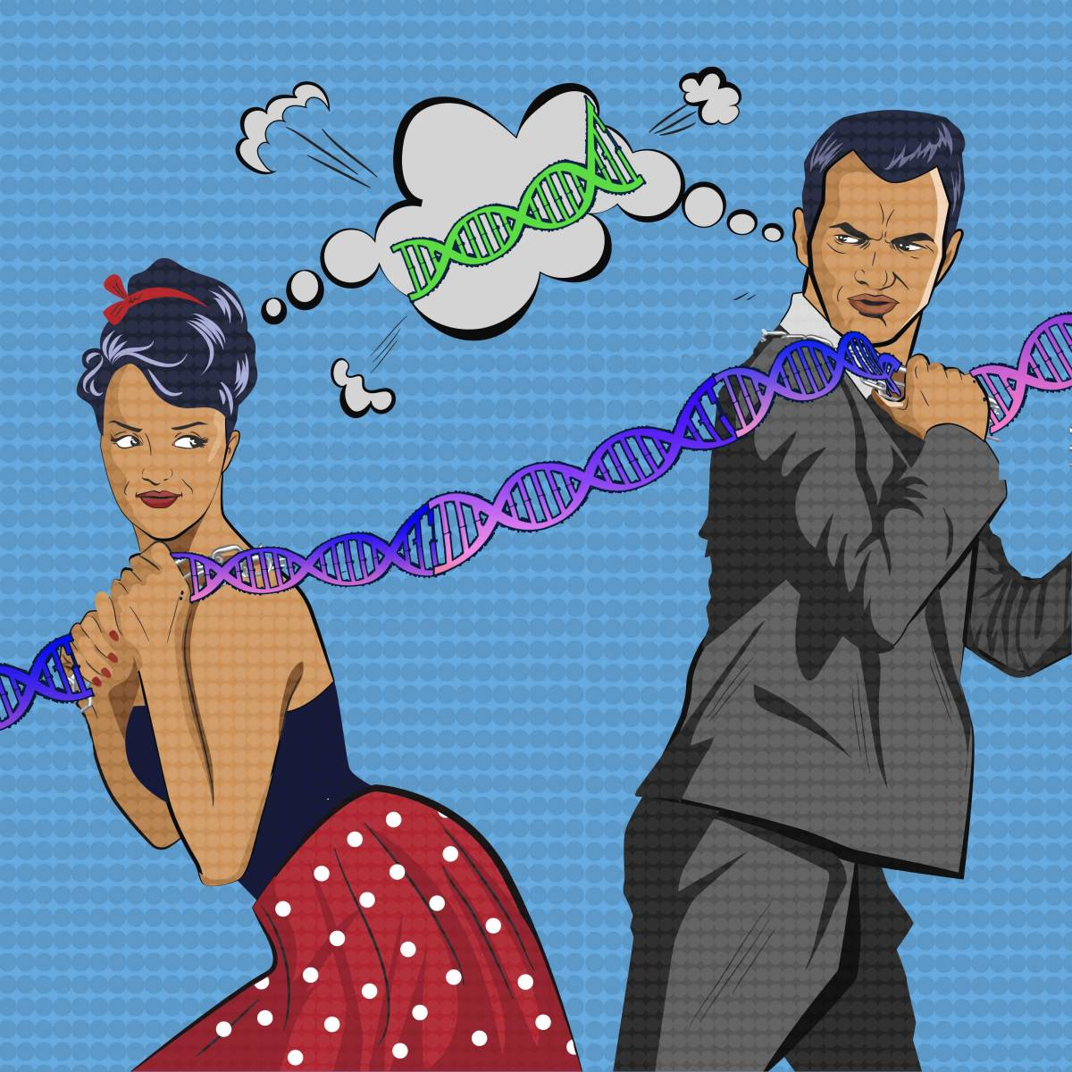 Separate Evolution: Men, Women, And Gene Expression