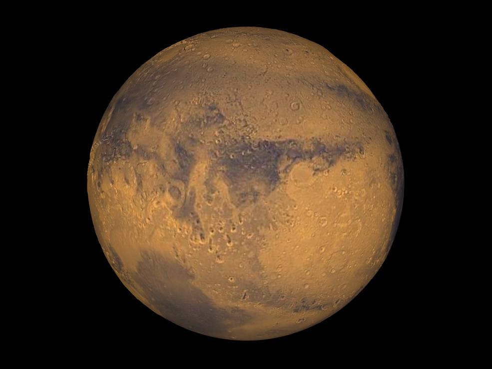 And The NASA Mars Mystery Is...