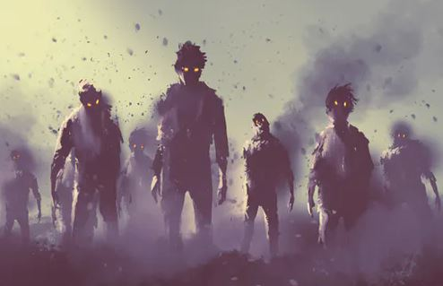 Spanish Flu  Pandemic Mass Graves 100 Years Ago Led To Our Zombie Fixation Today