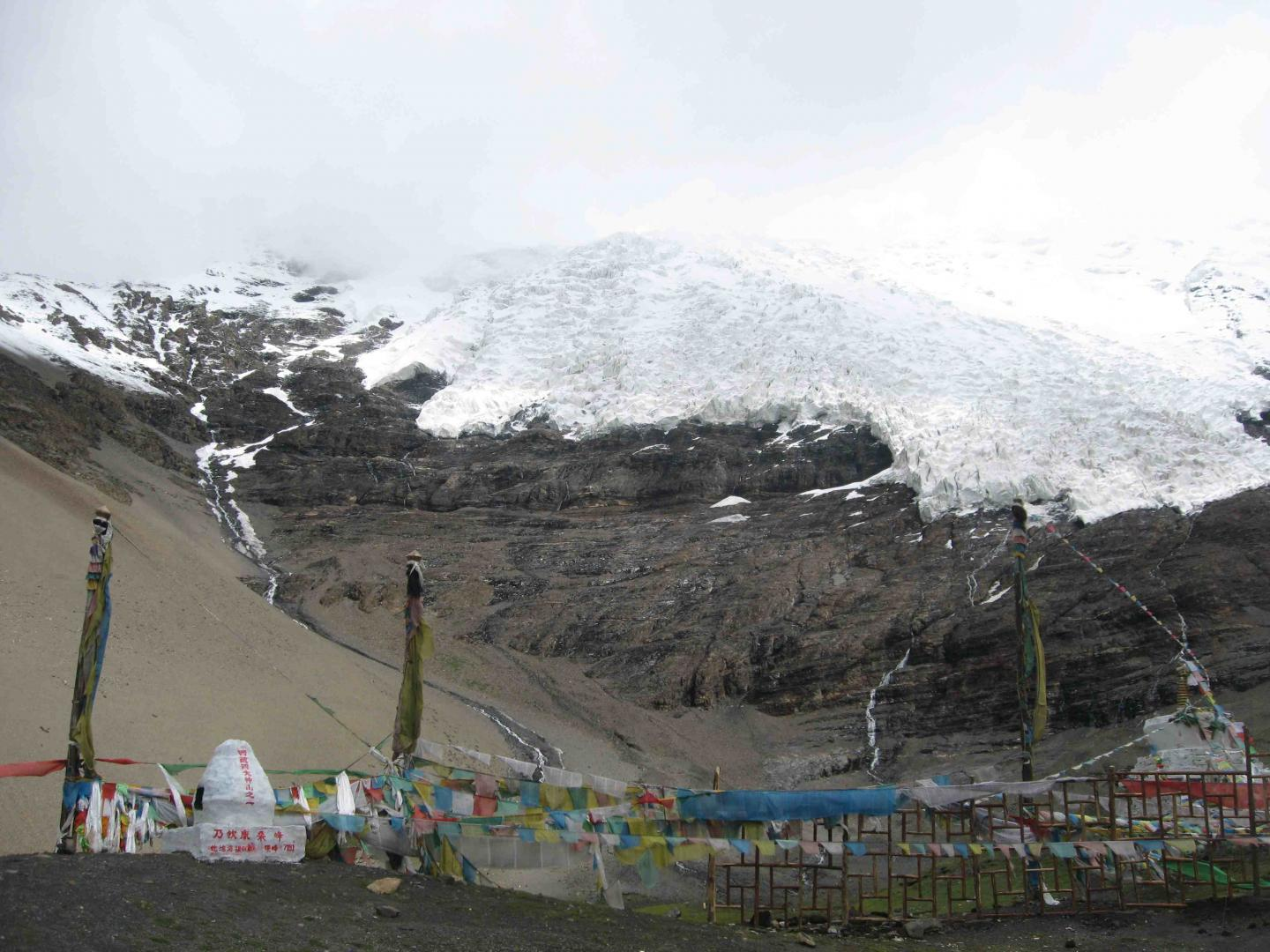 How Much Carbon Will Melting Glaciers Release?