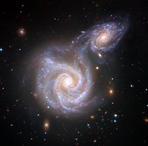 Milky Way Galaxy 1 - 0 Sausage Galaxy