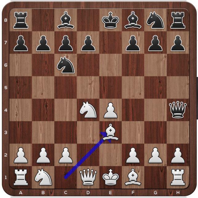 Correct Blitz Chess - A Nice Miniature