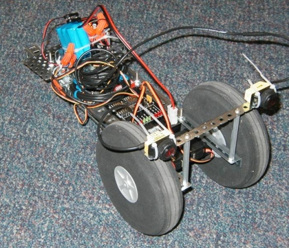 Flashback: The Mini-Me Robot