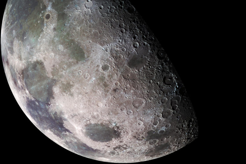 3.5 Billion Years Ago, Life Could Have Developed On The Moon Instead