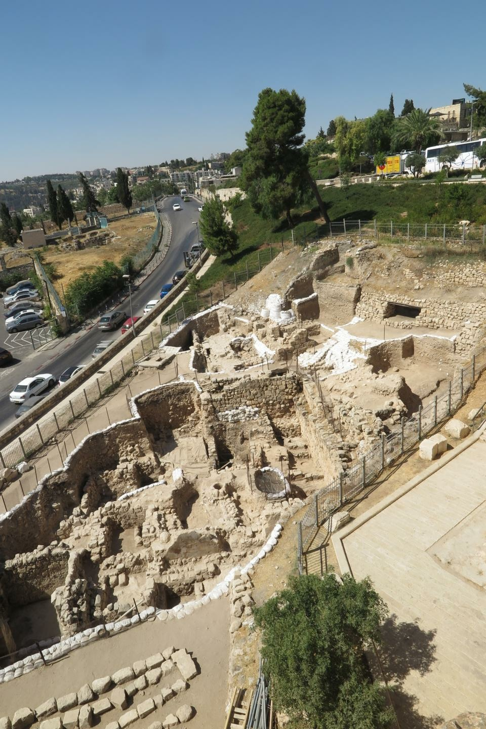 Mount Zion Archaeological Evidence Confirms First Crusade Attack