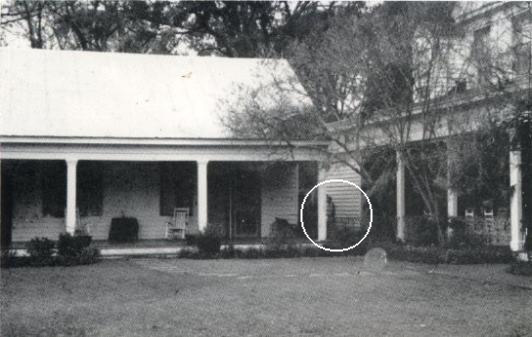 Chloe Ghost at Myrtles Plantation