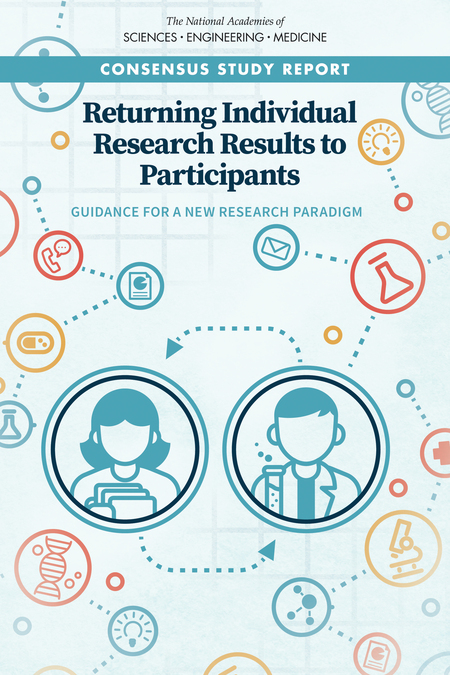 Individual Research Results Should Be Shared With Participants More Often - NAS
