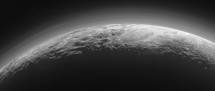 Is There Life Inside Pluto? Its Hot Birth May Have Created An Internal Ocean