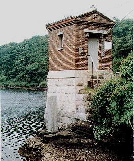 Old Jpanese tide gauge