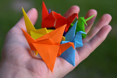 Origami: It's All About The Math