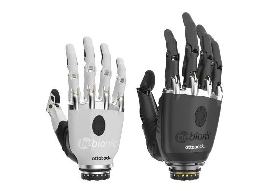Plug And Play Bionic Arm Developed