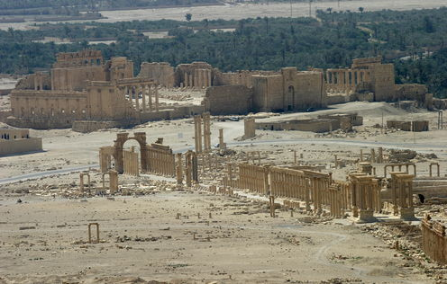 After Palmyra, Global Concern About Protecting Cultural Treasures