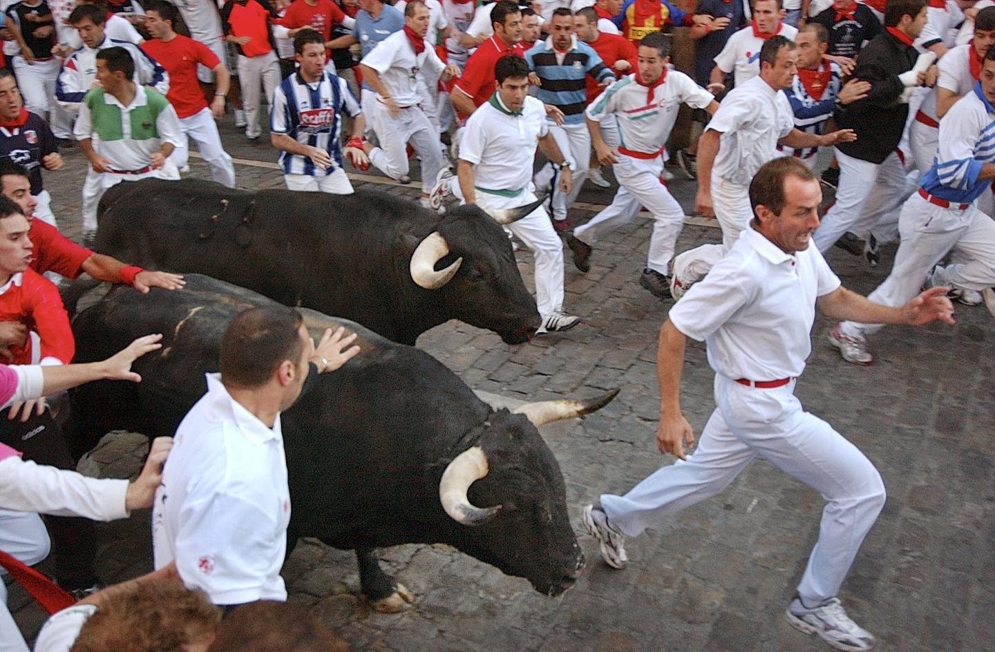 What's Your Risk In The Pamplona Bull Run? The Math