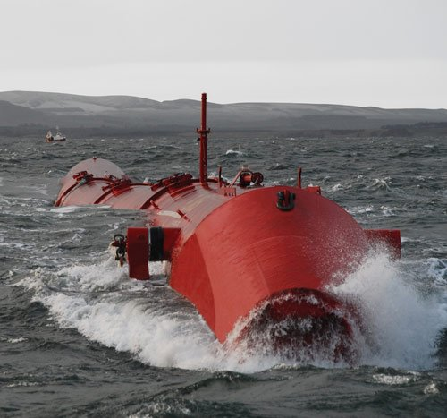 New Ideas To Harness Wave Power