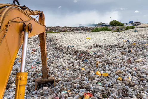 Statistic Of The Year: 90.5 Percent Of Plastic Has Never Been Recycled