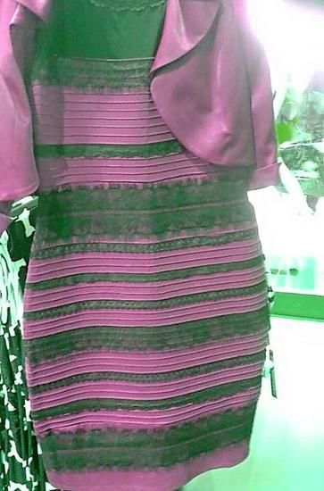 #TheDress Wouldn't Have Happened If It Was Red