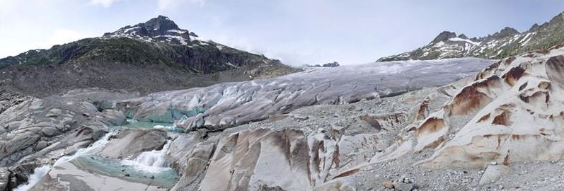 World Glacier Monitoring Service Says Melting Is Faster Than Ever