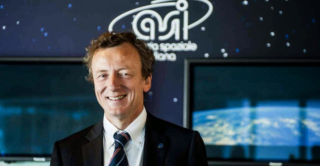 Interview with Italian Space Agency President Roberto Battiston