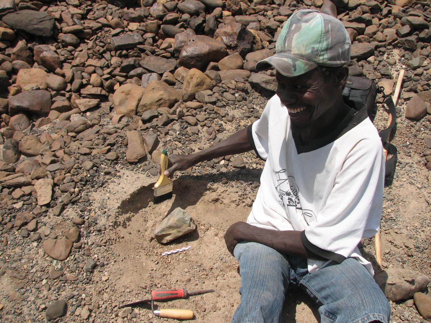 Cradle Of Manufacturing? World's Oldest Stone Tools Discovered In Kenya