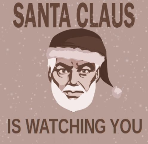 Santa's Naughty Or Nice List - An Unparalled Scale Of Big Data Analysis