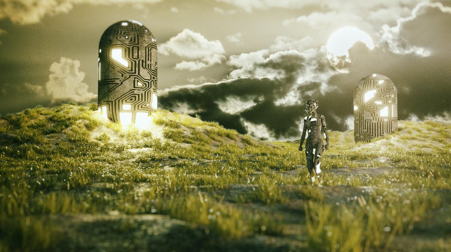 The Mental Health Benefits Of Reading Science Fiction