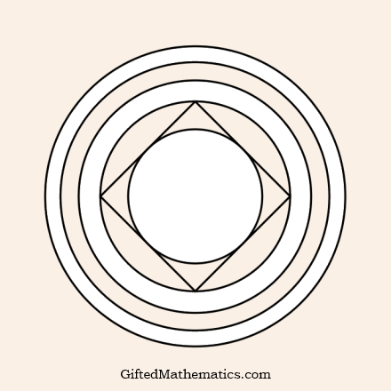 The Math-e-Monday Puzzle: Polygons In Rings