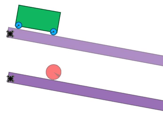 The Great Galilean Race