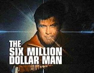 The $60,000 Man