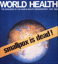 Happy 40th Birthday To The Official Eradication of Smallpox
