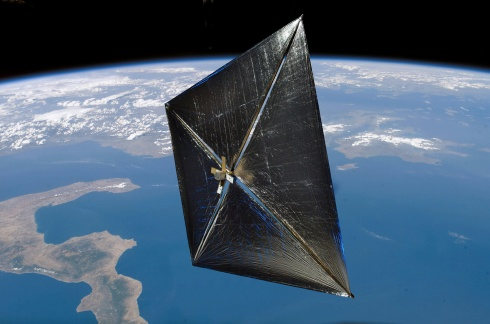 Solar Sails Are Already Old Tech - Get Ready For Solar Wings