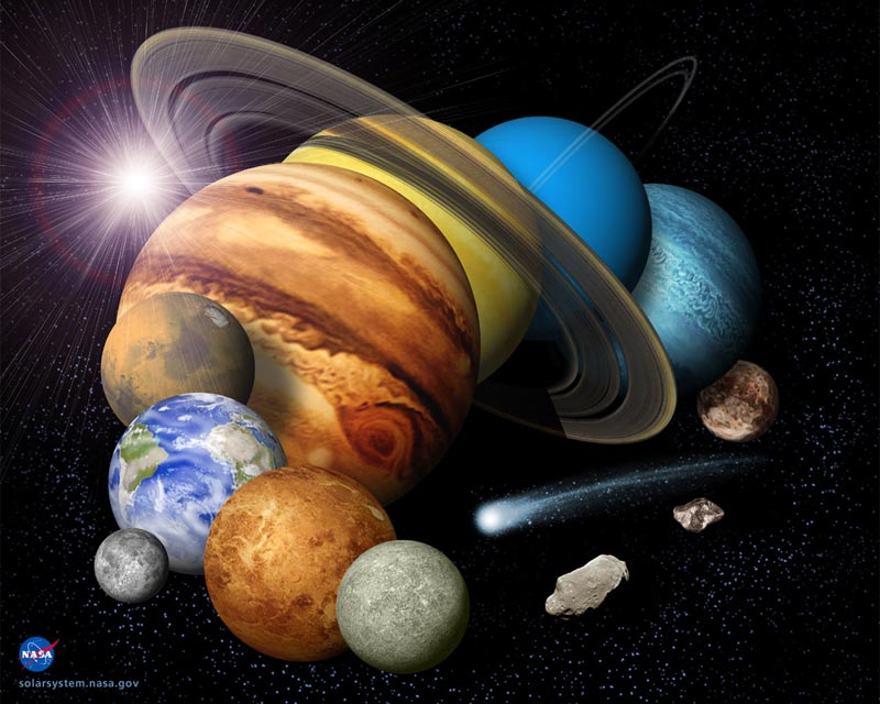 12 Planets?  9 Planets?  What's Going On With Pluto?