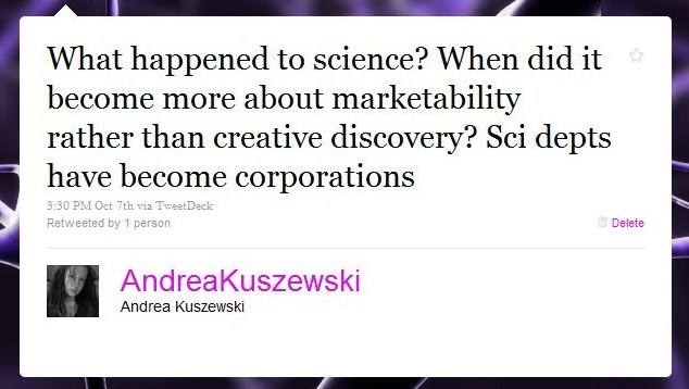 What Happened To Creativity In Science?