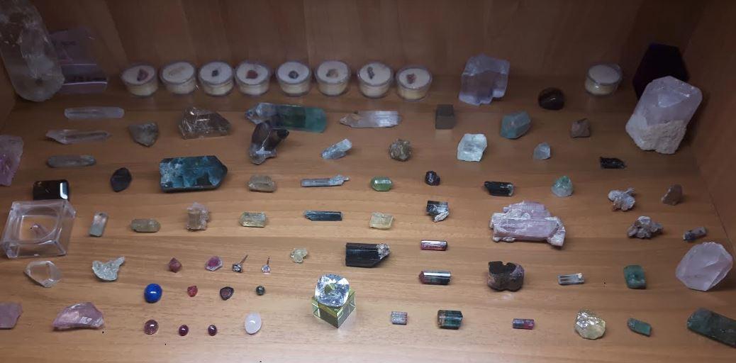 New Mineral Specimen