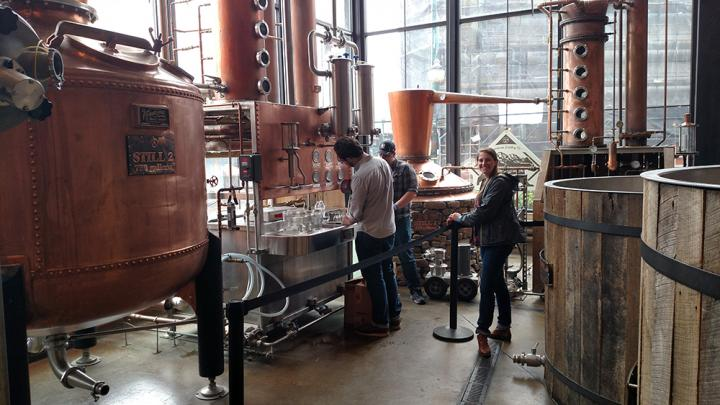 Tennessee Whiskey: The Science Of The Lincoln County Process