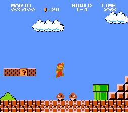 Bias Is Why Super Mario Runs Left To Right