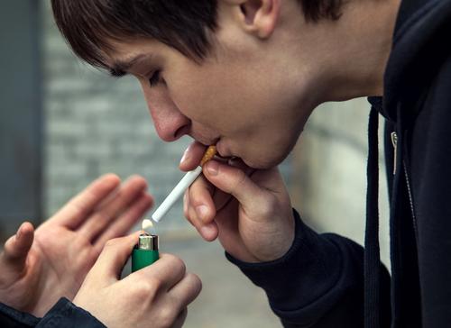 Hidden Demographic: Young Adult Smokers