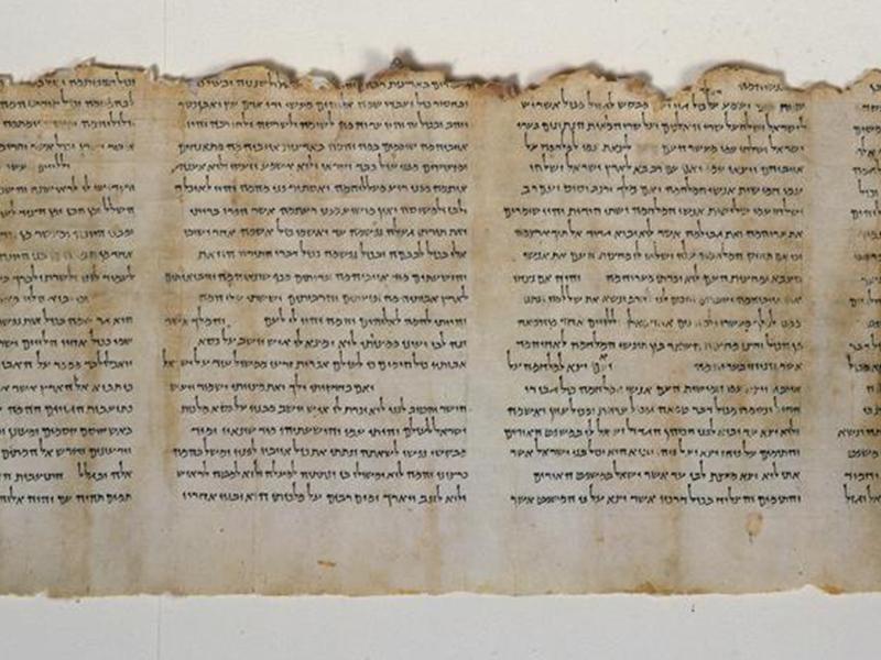 Sulfur, Sodium - A Mysterious Salt Combination Preserved The Dead Sea Scrolls For Millennia