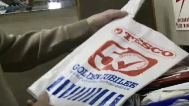 Jubilee Plastic Bag