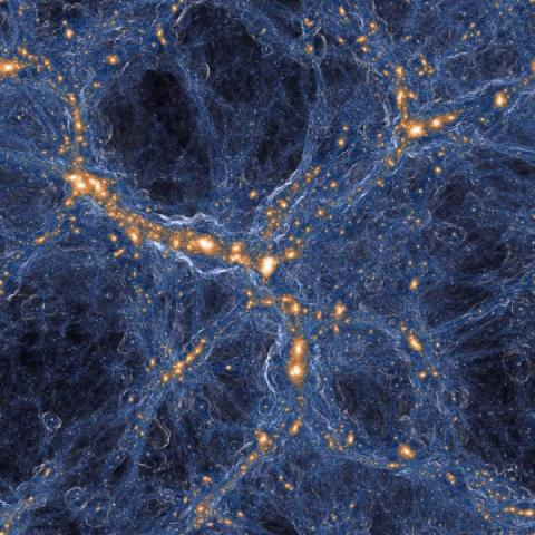 Peering Into The Void: Cosmic Web Reveals This Part Of The Early Universe Had Almost No Matter!