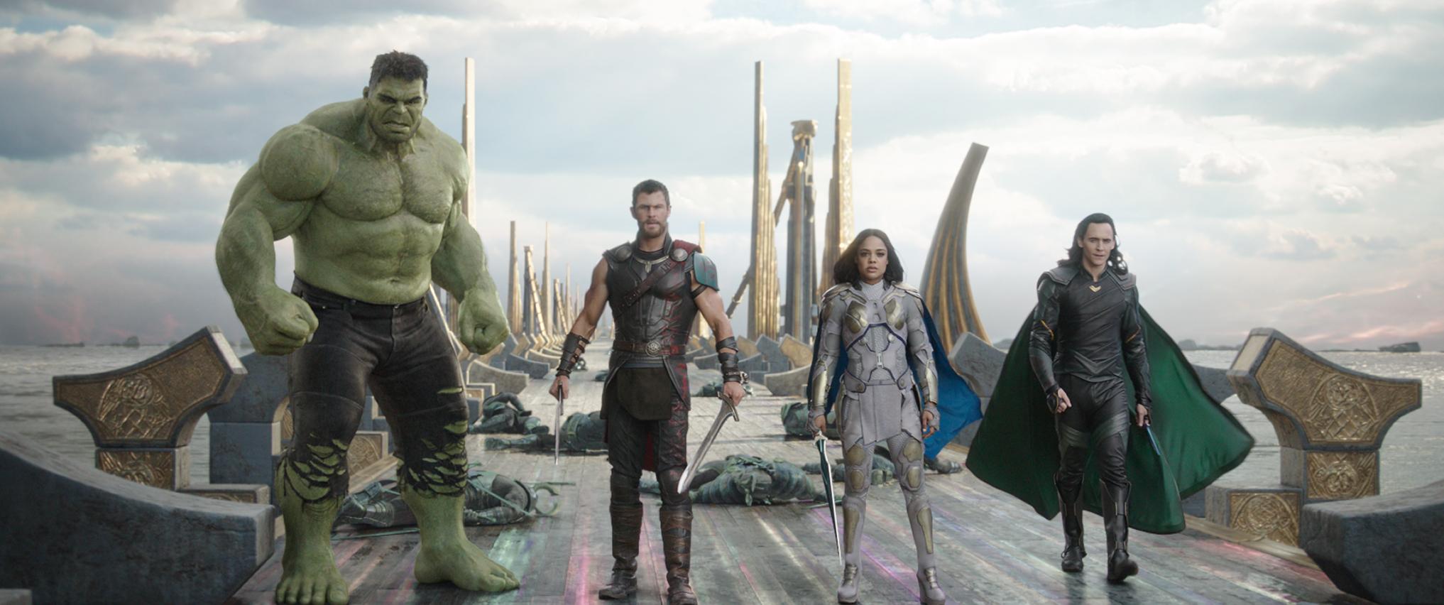 Superheroes Against Science In Thor: Ragnarok