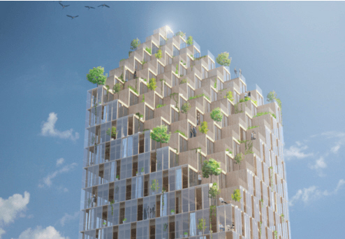 Back To The Future: Skyscrapers Will Be Made Of Wood